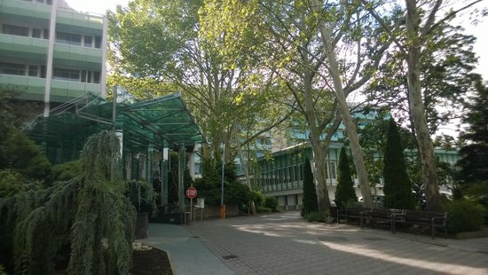 NaturMed Hotel Carbona: Корпус