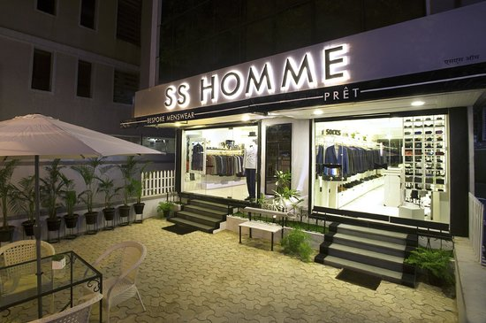 SS Homme