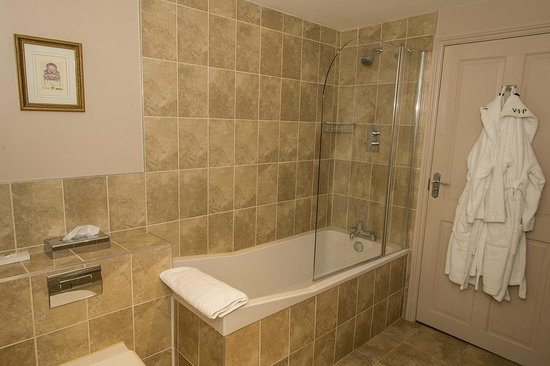 Congham Hall Hotel & Spa: Bathroom