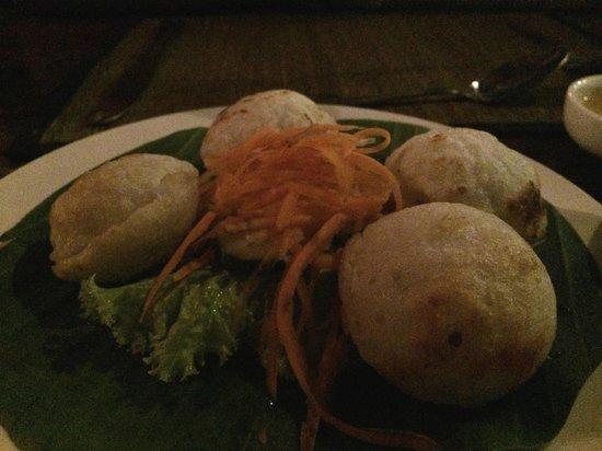 Spring Valley Resort : Evening Meal at the Hotel Restaurant