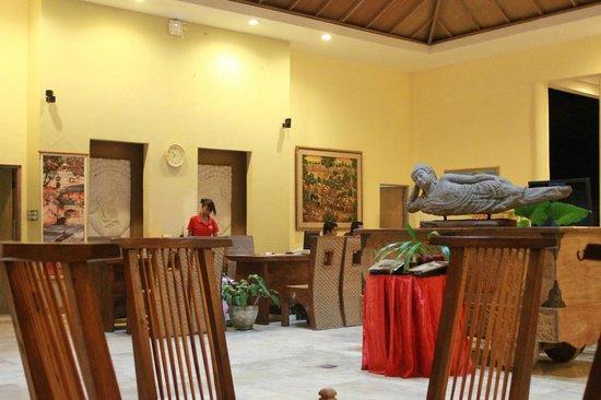 Sunari Beach Resort : Reception