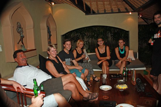 The Villas Bali Hotel & Spa: Family holiday - ready to party !
