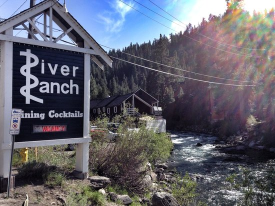 River Ranch Lodge & Restaurant : River Ranch