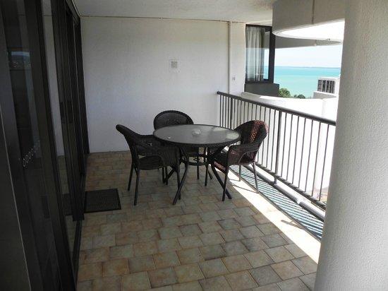 Marrakai Luxury All Suites Darwin: Our second balcony!
