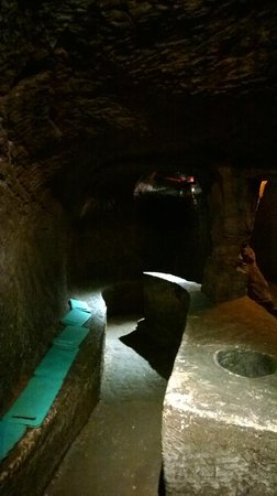 Gilmerton Cove: the punchbowl.. or the Coven..