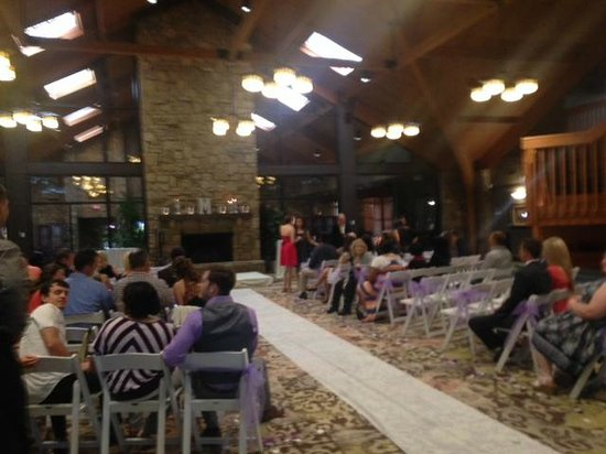 POSTOAK Lodge & Retreat: Wedding