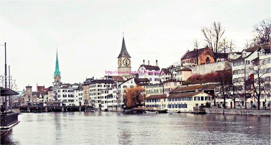 Free Walk Zurich: zurich