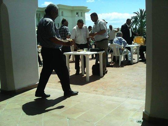 Medina Belisaire & Thalasso: Business conference