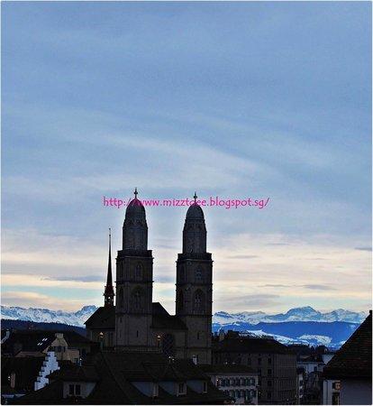 Free Walk Zurich: beautiful