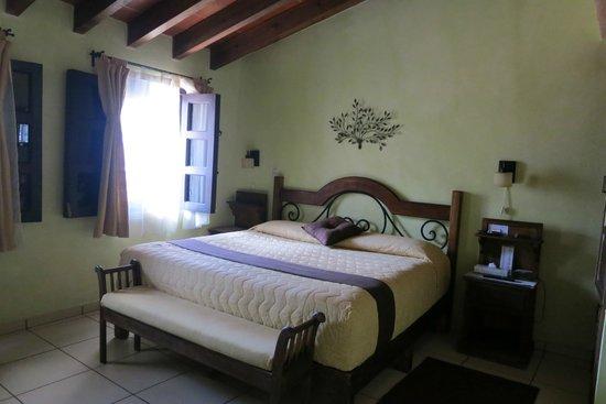 La Casa del Laurel: Room