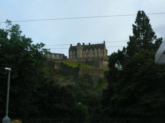 Leonardo Royal Hotel Edinburgh: Edinburgh Castle