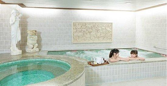 Janfusun Prince Hotel: Spa & Beauty Salon/休閒中心