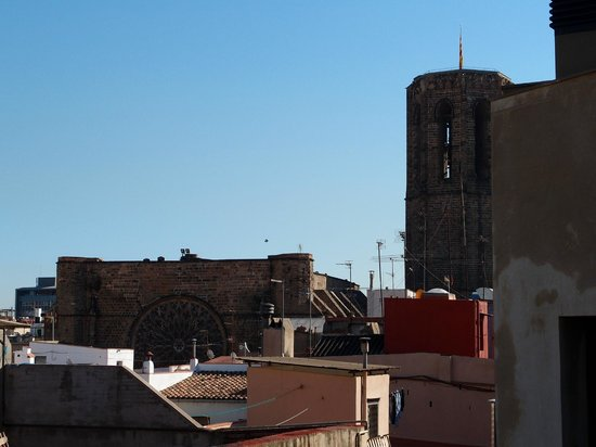 Apartments Ramblas 108: View