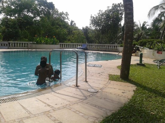 Swagath Holiday Resorts: pool area is cool.