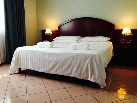 Venice Palace Hotel : room standard