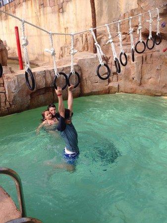 Camping La Sirene: Kids pool