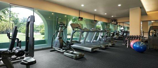 PARKROYAL Penang Resort, Malaysia: Gymnasium