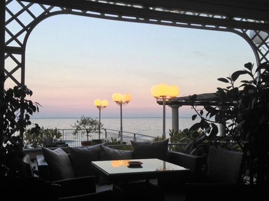 Diana Grand Hotel: Da godere