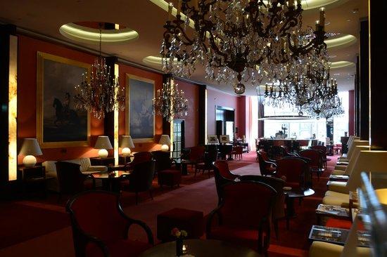De L'Europe Amsterdam: lobby area