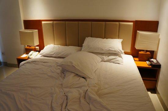 The Sun Hotel & Spa, Legian: bedroom