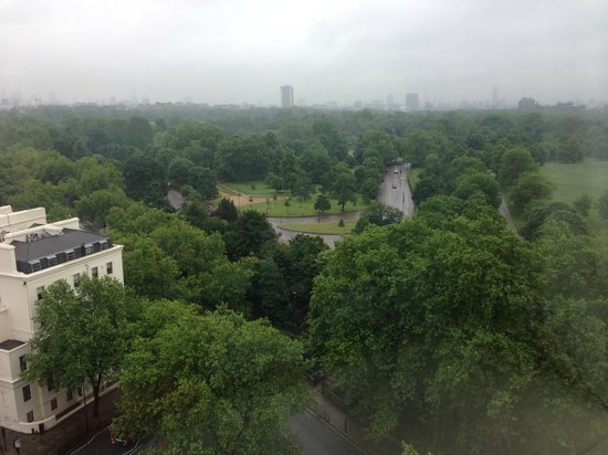 Lancaster London: View of Hyde Park