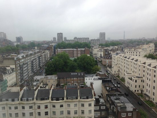 Lancaster London: View of London
