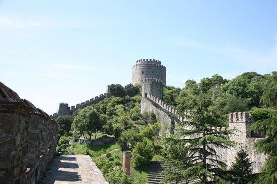 Rumeli Fortress: 2014.5.12. Rumeli Hisari