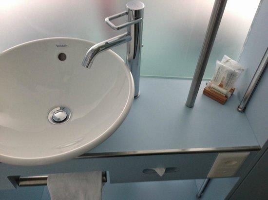 Hotel Cristal Design: ванная комната