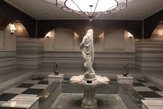 Bellis Deluxe Hotel: Hamam