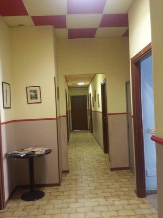Hotel Mercurio : Corridoio