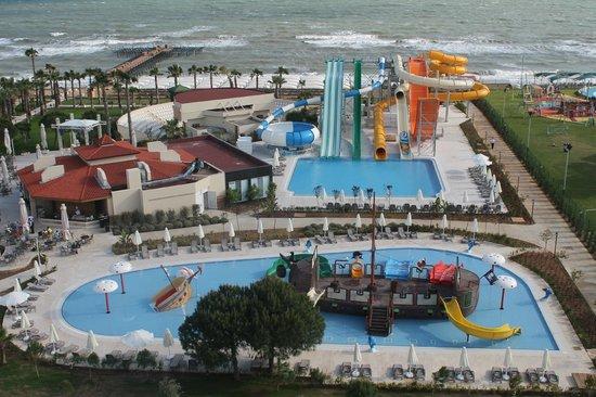 Bellis Deluxe Hotel: Aqua Park