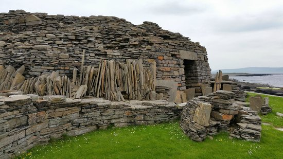 Image result for midhowe cairn