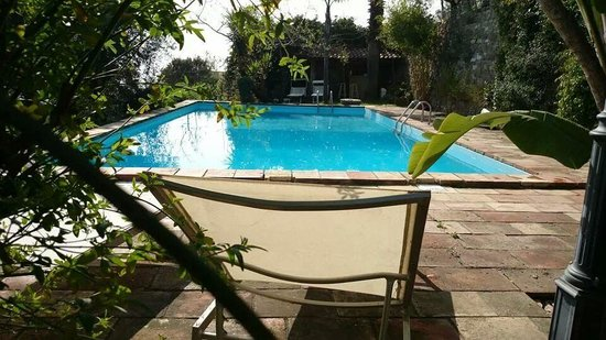 Peiranze 144 Bed and Breakfast: piscina