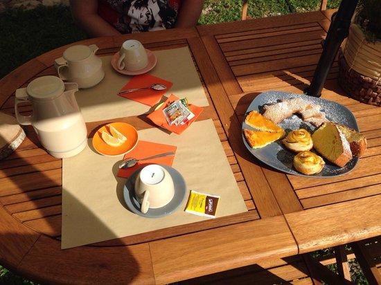 Agriturismo Podere Ripoli: Una colazione artigianale da oscar!!! Scordatevi ogni cosa preconfezionata ;)