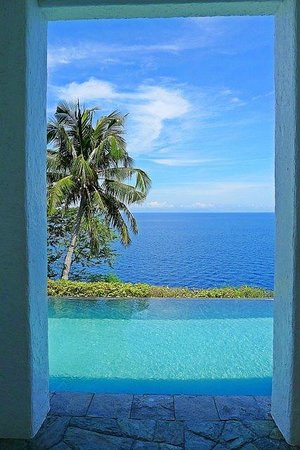Bellarocca Island Resort and Spa : Villa with the Best View Ever!