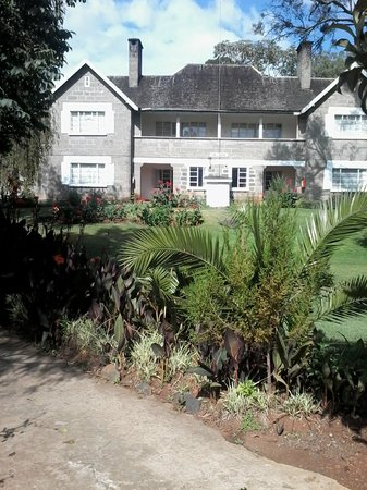 Thomson's Falls Lodge: Thomson Falls Lodge  |  Nyahururu, Kenya