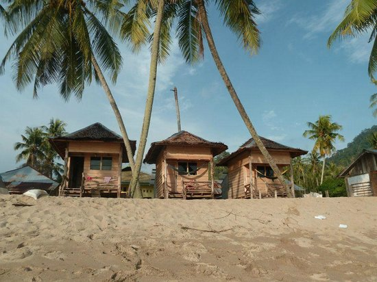 The 3 Small Bungalows