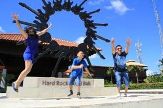 Hard Rock Hotel Bali: We Love HRH Bali