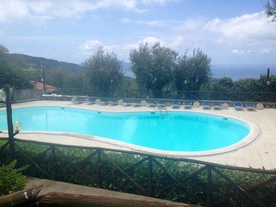 Freedom Holiday Residence: La piscina