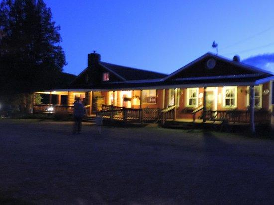 Jackson's Lodge: Lodge