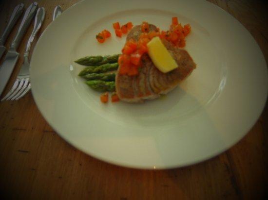 Druskos Namai: My altrede food. Thank you chef!