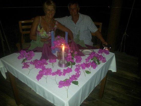 Filitheyo Island Resort: 60th birthday celebration!