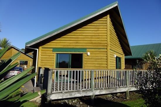 Shining Star Beachfront Accommodation: Studio king unit