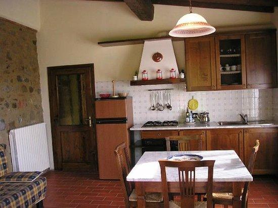 CUCINA - Picture of Il Pino D\'Oro, Terricciola - TripAdvisor