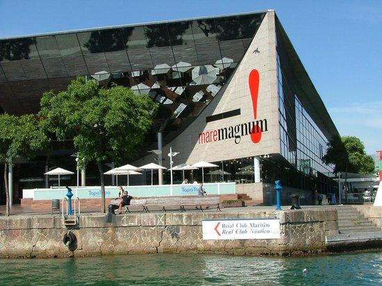 Maremagnum: the mall1