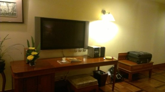 Sokha Angkor Resort: Room amenities