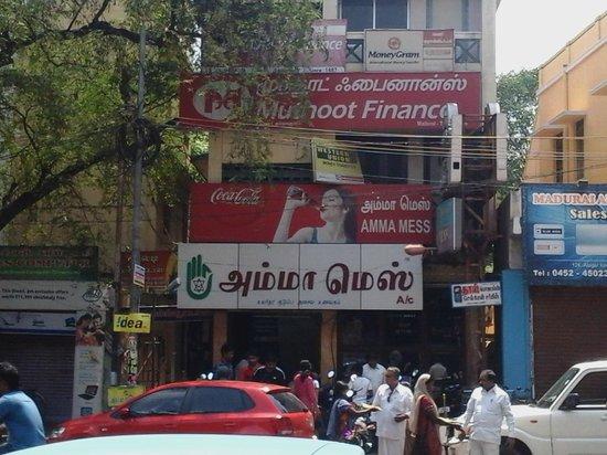 Amma Mess, Madurai