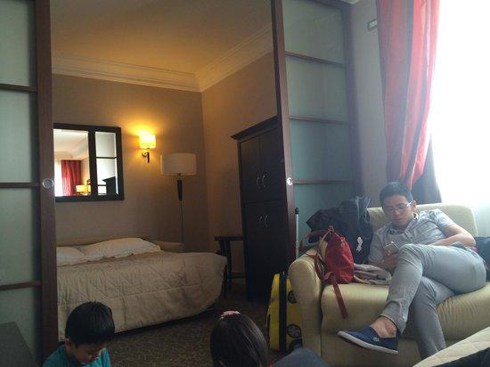 Hotel Regina Margherita - Cagliari: Rooms