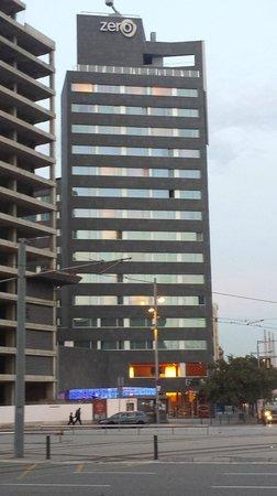 Hotel SB Diagonal Zero Barcelona: Vue de l'extérieur