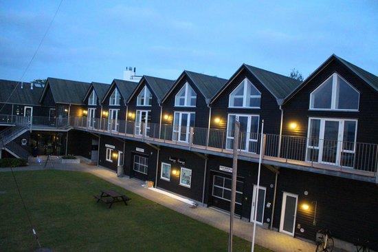 Hotel Strandtangen: Værelser
